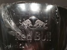 Red Bull Ice Bucket Stainless Steel Oval Embossed with Red Bull Logo!!!