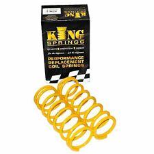 King Spring 4x4 coils Landcruiser Patrol Navara Wrangler Prado and more!