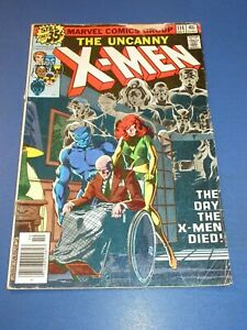 Uncanny X-men #114 Bronze age Byrne Beast Phoenix Good