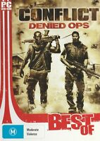 Pc Game - Conflict - Denied Ops