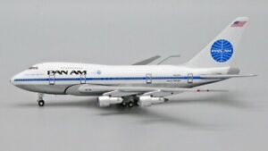 Pan Am Boeing 747SP N533PA Clipper New Horizons JC Wings EW474S002 Scale 1:400