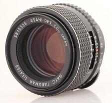 Pentax SMC Takumar 50 mm 1: 1,4 a-condition m42