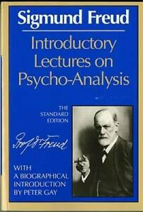 Introductory Lectures on Psychoanalysis - Paperback By Freud, Sigmund - GOOD
