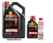 Aceite Motor Ford Volvo A5/B5 Motul 8100 Eco-nergy 5W30, 6 L + Engine Clean