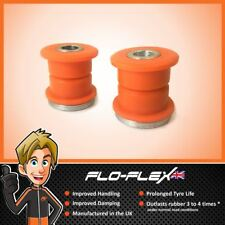 BMW Z4 Rear Lower Shock Absorber Bushes in Poly Polyurethane Flo-Fles
