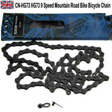 Professional 116 Links 9 Speed Mountain Road Bike Bicycle Chain For Deore LX 105
