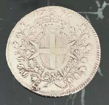 More details for 1796 malta silver 2 scudi - emmanuel de rohan