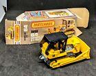 Matchbox Superfast No 64 Caterpillar D-9 Tractor VN MINT with VG Box