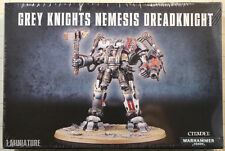 Warhammer 40K Grey Knights Nemesis Dreadknight (57-10) NEW