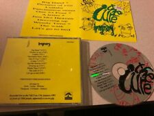 THE CURE IMPORT CD:LIVE AT THE T&C2 1991 LONDON UK! RARE DISC