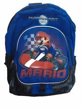 MARIO KART Deluxe Backpack with Padded Laptop Sleeve