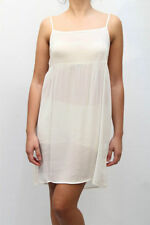 SOTTOVESTE TWIN-SET SIMONA BARBIERI DRESS КОМБИНАЦИЯ, T21950 BIANCO MIS.M PP