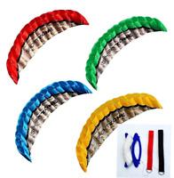 Parachute Stunt Kite Dual Line Beach Sports Outdoor Toys For Children 180cm*65cm
