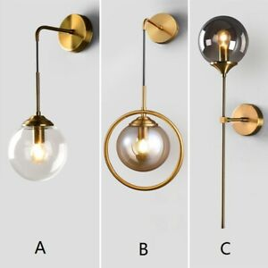 Room Wall Lamps Bar Glass Wall Chandelier Indoor Wall Light Kitchen Wall Sconce
