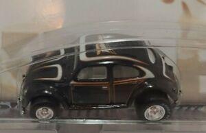 Hot Wheels 2001 Auto Milestones VW Volkswagen Bug Beetle Real Riders