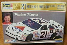 Revell 21 Michael Waltrip Citgo Limited Thunderbird 1:24 Model Factory Sealed