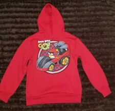 Angry Birds Hoodie Size 10/12