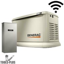 Generac 70432 Standby Generator 22KW Guardian WiFi + 200a Auto Transfer Switch