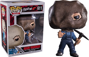Friday the 13th - Jason with Bag Mask US Exclusive Pop! Vinyl