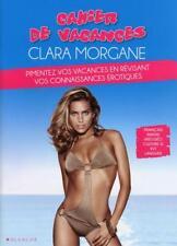 Cahier de Vacances Clara Morgane Questions + Réponses Neuf
