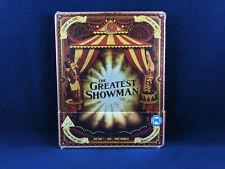 THE GREATEST SHOWMAN Steelbook Bluray VF Hugh Jackman Rebecca Ferguson NEUF
