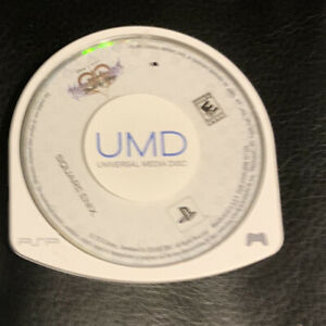 Kingdom Hearts: Birth by Sleep (Sony PSP, 2010) UMD Only Tested FAST US SHIPPING