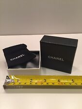 Authetic CHANEL jewelry small box