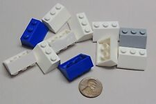 Lego Parts Lot of 11 Slope Roof 3038 45 2x3 Legos Mixed Colors Item #144