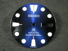 New PROSPEX Dial Blue Black for 7s26-0020 SKX007