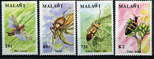 Malawi 1991 SG#868-871 Insects MNH Set #D42819
