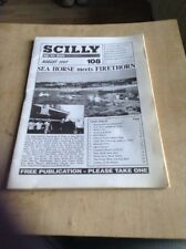 Scilly Up To Date Publication - August 1997