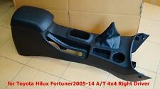 TOYOTA HILUX FORTUNER 2005-14 GENUINE CONSOLE CENTER BLACK FOR A/T 4X4 RH DRIVER
