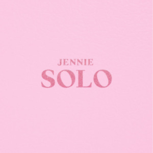 "K-POP BLACKPINK JENNIE SOLO ALBUM ""SOLO"" [ 1 PHOTOBOOK + 1 CD ]"