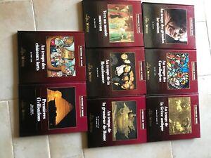livres l'histoire du monde larousse
