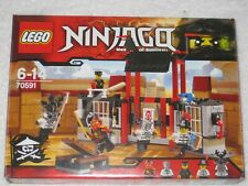 LEGO NINJAGO SET 70591 KRYPTARIUM PRISON BREAKOUT - Used Immaculate Condition