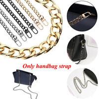 Ersatz Handtasche Aluminium Kette für Handtaschen Gurte für Schultertasche
