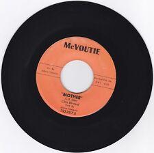 CROSSOVER SOUL 45RPM - CHRIS BERNARD ON MCVOUTIE - RARE 1ST LABEL!