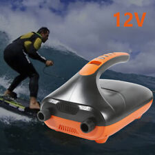 Pompe électrique bateaux gonflables Rafts Kayaks Kite haute pression 20PSI 12V