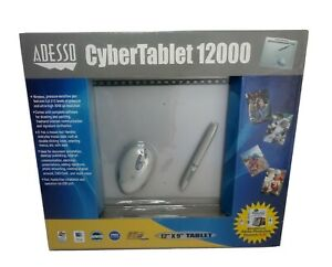 "Adesso CyberTablet 12000 12"" x 9"" CT-1200A"