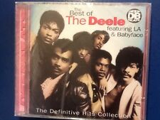 THE. DEELE.  cd.   BEST. OF.   Featuring. LA  and  BABYFACE.
