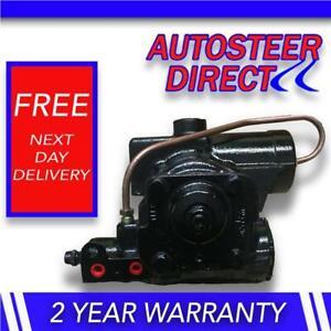 Land Rover Defender 90 4 bolt Power steering box *REPAIR SERVICE*