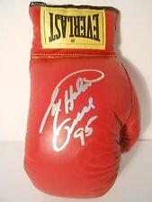 LARRY HOLMES Autographed Everlast Leather Boxing Glove - NEW - FREE SHIPPING!