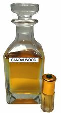 SANDALWOOD TENGARINE MANDARIN Caldo Woody Profumo Olio/Attar/ITAR 12ML