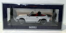 Voitures miniatures Porsche 911 Turbo 1:18