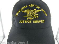U.S. Navy SEAL OPERATION NEPTUNE SPEAR Hat-Osama Bin Laden-E-KIA