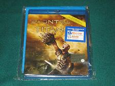 SCONTRO TRA TITANI  BLU-RAY + DVD
