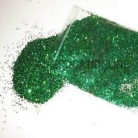500g EMERALD GREEN  GLITTER dust free BULK PACK