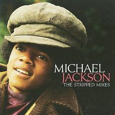 MICHAEL JACKSON THE STRIPPED MIXES CD BRAND NEW