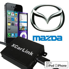 Xcarlink SKU3 Mazda 2 / 3 / 5 / 6 MX-5 RX-8 iPod iPhone interface adaptor