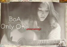 BoA Only One Taiwan Promo Poster (Ver.A)
